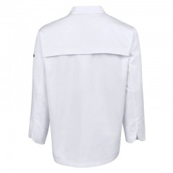 JB'S VENTED CHEF'S L/S JACKET
