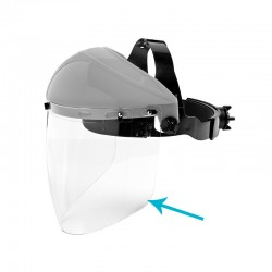 BROWGUARD REPLACEMENT VISOR