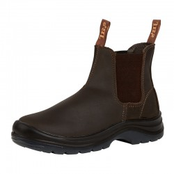 JB'S ELASTIC SIDED SAFETY BOOT